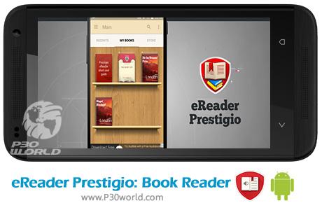دانلود eReader Prestigio: Book Reader