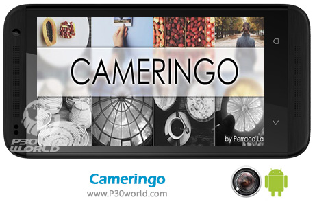 دانلود Cameringo+ Effects Camera v2.8.25