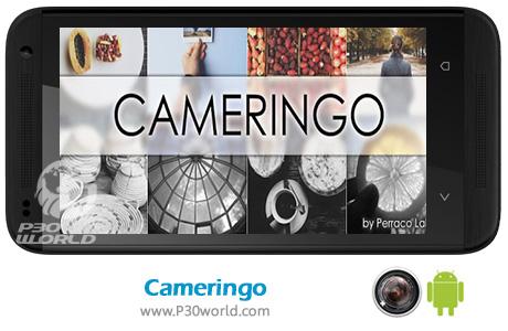 دانلود Cameringo+ Effects Camera v2.8.25 – نرم افزار دوربین حرفه ای برای اندروید