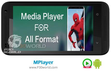 دانلود MPlayer – Video Player All Format