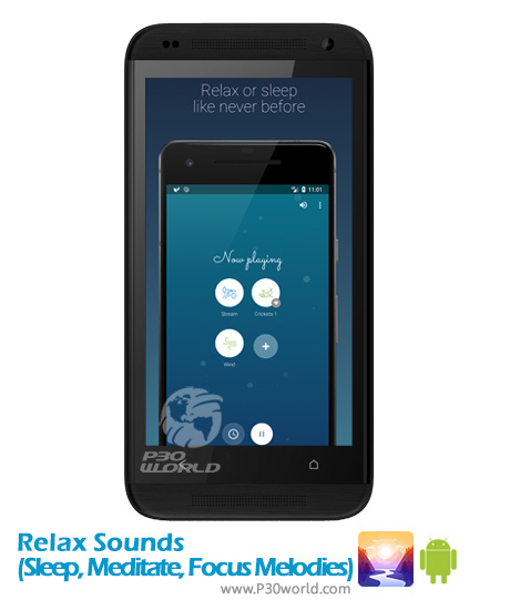 دانلود Relax Sounds Sleep, Meditate, Focus Melodies Premium