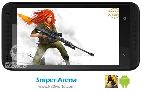 دانلود Sniper Arena PvP Army Shooter v0.9.1