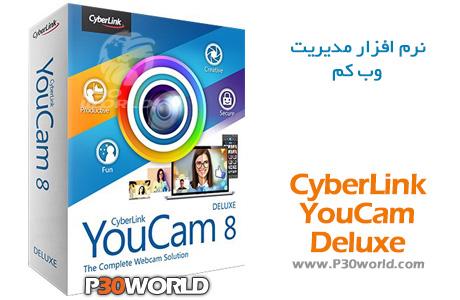 دانلود CyberLink YouCam Deluxe