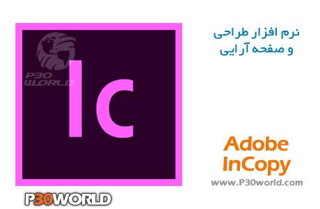 دانلود Adobe InCopy CC