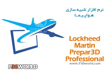 دانلود Lockheed Martin Prepar3D Professional Plus