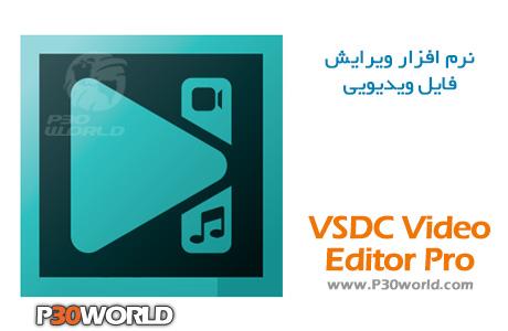 دانلود VSDC Video Editor Pro