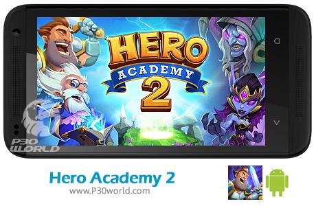 دانلود Hero Academy