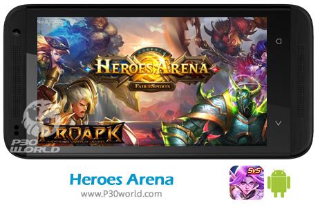 دانلود Heroes Arena