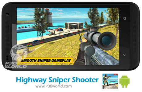دانلود Highway Sniper Shooter