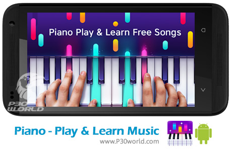 دانلود Piano - Play & Learn Music