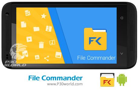 دانلود File Commander