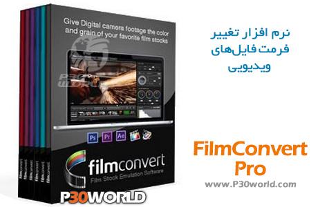 دانلود FilmConvert Pro Stand-Alone