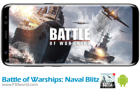 دانلود Battle of Warships: Naval Blitz
