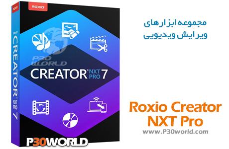 دانلود Roxio Creator NXT Pro