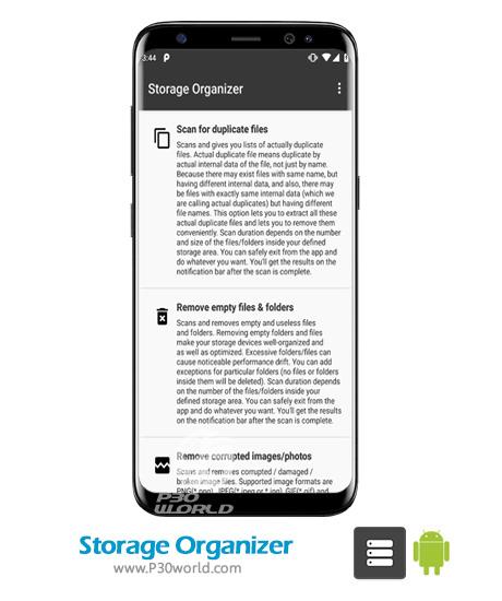دانلود Storage Organizer