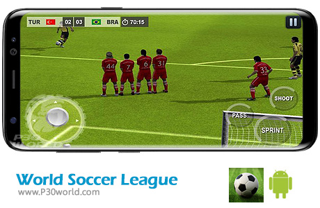 دانلود World Soccer League