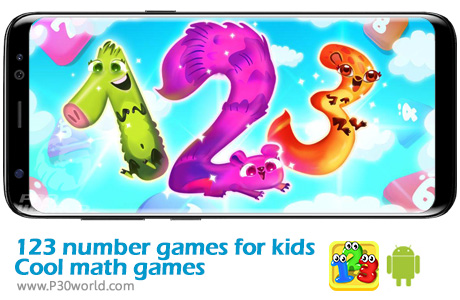 دانلود 123 number games for kids