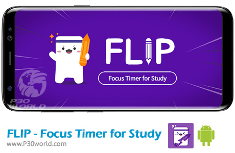 دانلود FLIP - Focus Timer for Study