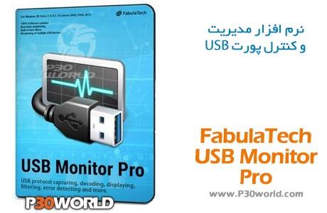 دانلود FabulaTech USB Monitor Pro