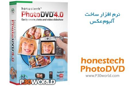 دانلود Honestech Photo DVD