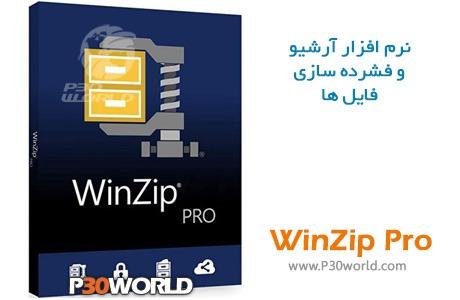 دانلود WinZip Pro